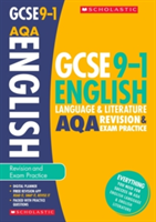 English Language and Literature Revision and Exam Practice Book for AQA (Durant Richard)(Paperback)