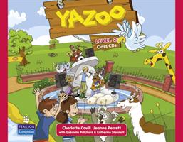 Yazoo Global Level 2 Class CDs (Perrett Jeanne)(CD-Audio)