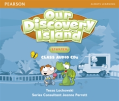 Our Discovery Island Starter Audio CD (Lochowski Tessa)(CD-Audio)