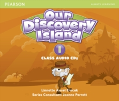 Our Discovery Island Level 1 Audio CD (Erocak Linnette)(CD-Audio)