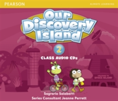 Our Discovery Island Level 2 Audio CD (Salaberri Sagrario)(CD-Audio)