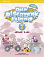 Our Discovery Island Level 2 Activity Book and CD-ROM (pupil) Pack (Salaberri Sagrario)(Mixed media product)