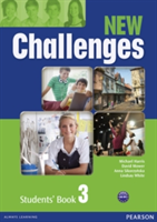 New Challenges 3 Students' Book (Mower David)(Paperback)