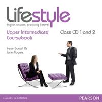 Lifestyle Upper Intermediate Class CDs (Rogers John)(CD-Audio)