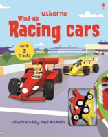 Wind-up Racing Cars (Taplin Sam)(Board book)