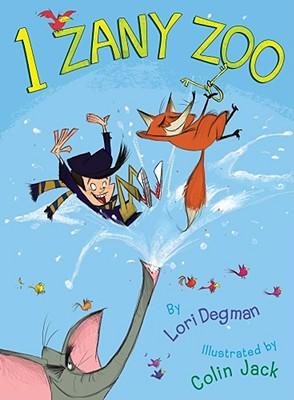 1 Zany Zoo (Degman Lori)(Pevná vazba)