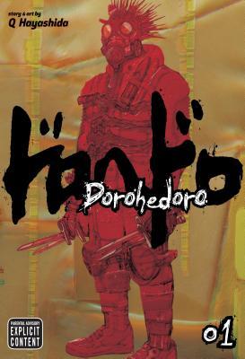 Dorohedoro, Volume 1 (Hayashida Q.)(Paperback)