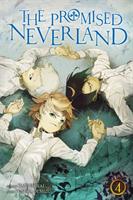 The Promised Neverland, Vol. 4 (Shirai Kaiu)(Paperback)