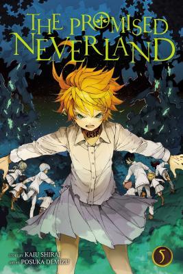 The Promised Neverland, Vol. 5 (Shirai Kaiu)(Paperback)