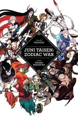Juni Taisen: Zodiac War(Pevná vazba)