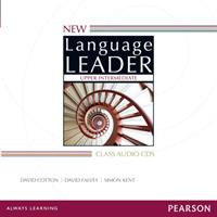 New Language Leader Upper Intermediate Class CD (Cotton David)(CD-Audio)