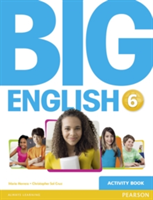 Big English 6 Activity Book (Herrera Mario)(Paperback)
