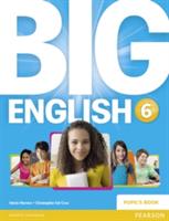Big English 6 Pupils Book stand alone (Herrera Mario)(Paperback / softback)