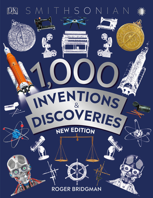 1,000 Inventions and Discoveries (Bridgman Roger)(Paperback)