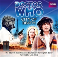 Doctor Who: City of Death (TV Soundtrack) (Agnew David)(CD-Audio)