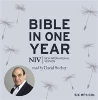 NIV Audio Bible in One Year (New International Version)(CD-Audio)