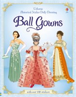 Historical Sticker Dolly Dressing Ball Gowns (Hore Rosie)(Paperback)