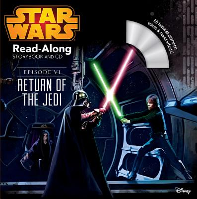 Star Wars: Return of the Jedi Read-Along Storybook and CD (Disney Book Group)(Paperback)