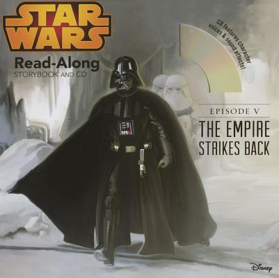 Star Wars: The Empire Strikes Back Read-Along Storybook and CD (Disney Book Group)(Paperback)