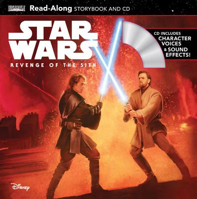 Star Wars: Revenge of the Sith Read-Along Storybook and CD (Lucas Film Book Group)(Paperback)