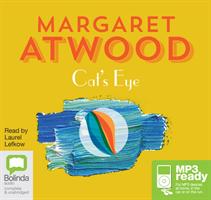 Cat's Eye (Atwood Margaret)(Audio disc)