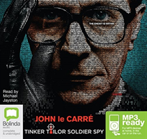 Tinker Tailor Soldier Spy - The Karla Trilogy Book 1 (Le Carre John)(Audio disc)