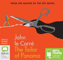 Tailor of Panama (Le Carre John)(Audio disc)