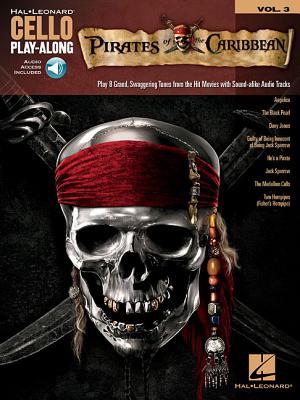 Pirates of the Caribbean: Cello Play-Along Volume 3 (Zimmer Hans)(Pevná vazba)