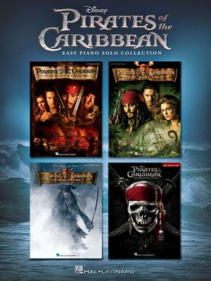 Pirates of the Caribbean: Easy Piano Solo Collection (Zimmer Hans)(Paperback)