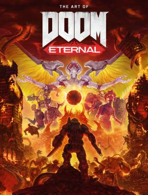 Art Of Doom: Eternal (SOFTWARE ID)(Pevná vazba)