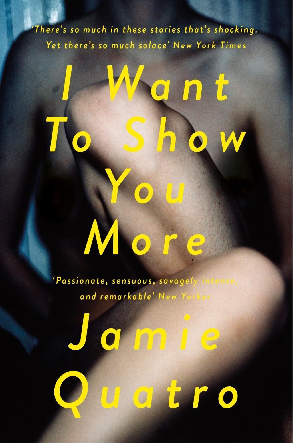 Levně I Want To Show You More (Quatro Jamie)(Paperback / softback)