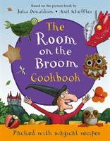 Room on the Broom Cookbook (Donaldson Julia)(Pevná vazba)