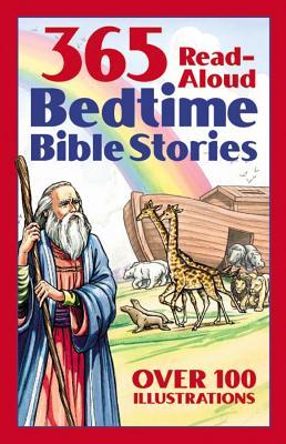 365 Read-Aloud Bedtime Bible Stories (Partner Daniel)(Paperback)