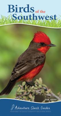 Birds of the Southwest (Tekiela Stan)(Spiral)