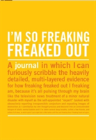 Knock Knock I'm So Freaking Freaked Out Mini Inner-Truth Journal(Notebook / blank book)