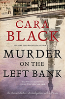 Murder On The Left Bank (Black Cara)(Pevná vazba)