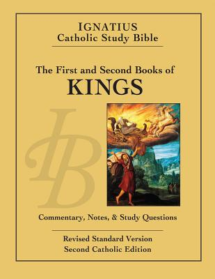 1 & 2 Kings: Ignatius Catholic Study Bible (Hahn Scott)(Paperback)