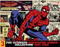 The Amazing Spider-Man: The Ultimate Newspaper Comics Collection Volume 3 (1981- 1982) (Lee Stan)(Pevná vazba)
