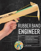 Rubber Band Engineer - Build Slingshot Powered Rockets, Rubber Band Rifles, Unconventional Catapults