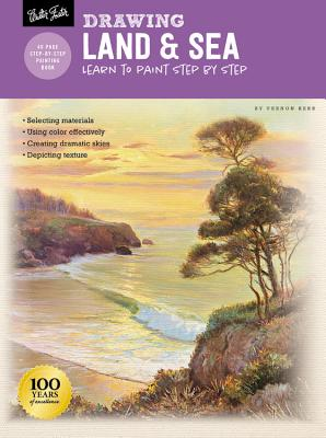 Painting: Land & Sea - Master the art of painting in oil (Kerr Vernon)(Paperback / softback)