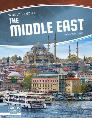 World Studies: The Middle East (London Martha)(Pevná vazba)