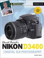 David Busch's Nikon D3400 Guide to Digital SLR Photography (Busch David D.)(Paperback)