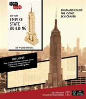 IncrediBuilds: New York: Empire State Building 3D Wood Model (Insight Editions)(Kit)