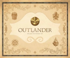 Outlander Deluxe Stationery Set (Insight Editions)(Notebook / blank book)