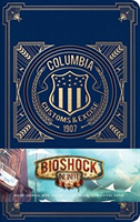 BioShock Infinite Hardcover Ruled Journal (Insight Editions)(Notebook / blank book)