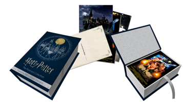 Harry Potter: The Postcard Collection (Insight Editions)(Postcard book or pack)