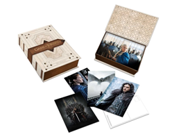 Game of Thrones: The Postcard Collection (Insight Editions)(Postcard book or pack)
