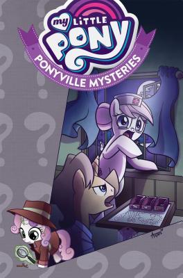 My Little Pony Ponyville Mysteries (Rice Christina)(Paperback / softback)