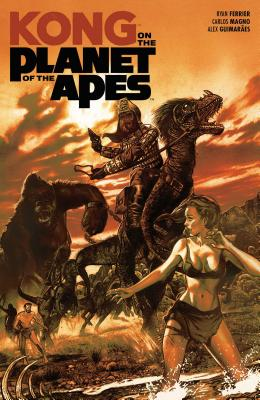 Kong on the Planet of the Apes (Ferrier Ryan)(Paperback)