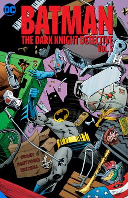 Batman: The Dark Knight Detective Vol. 5 (Grant Alan)(Paperback / softback)